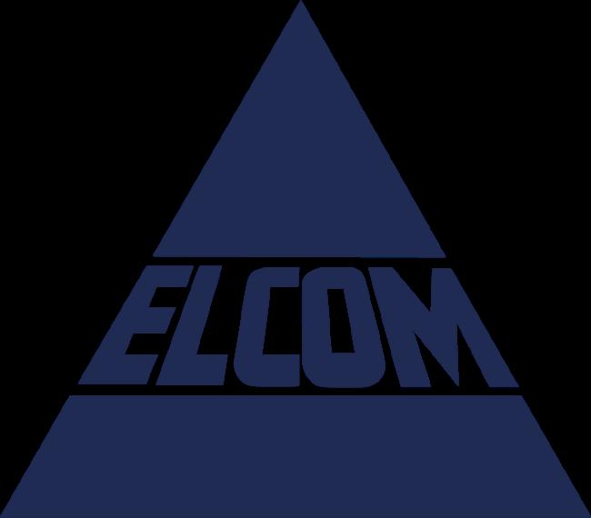 Logo Bleu ELCOM petit