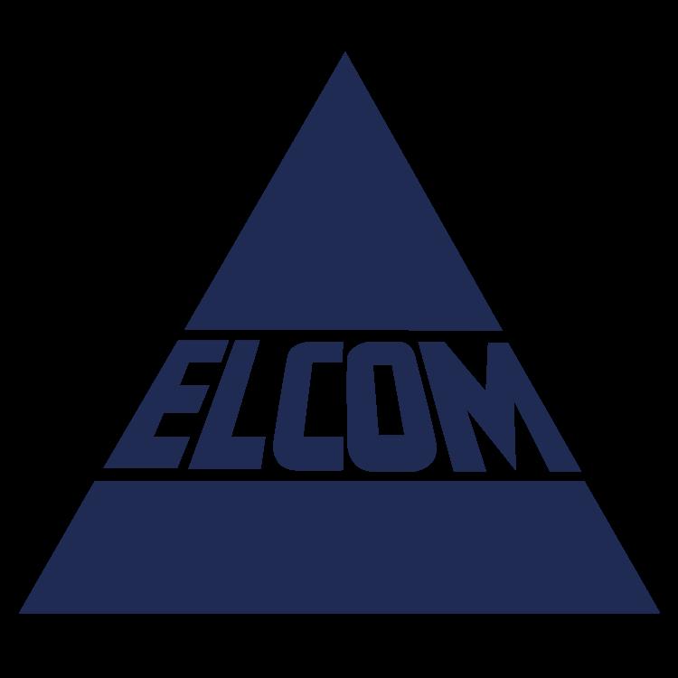 Logo Bleu ELCOM v1